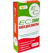 КЛЕЙ Д\ПЛИТКИ ЕС 2000 25КГ